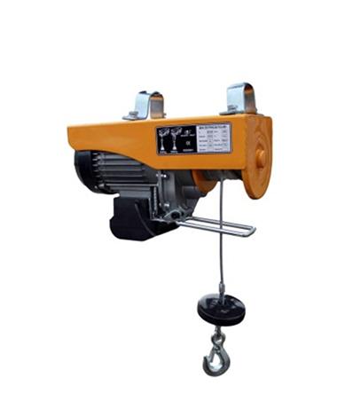 Мини электрическая таль стационарная MEH 500/1000