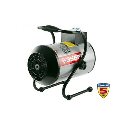 Электрическая тепловая пушка ЗТПЭ-3.0-НА
