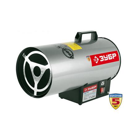 Газовая тепловая пушка ЗТПГЭ-15