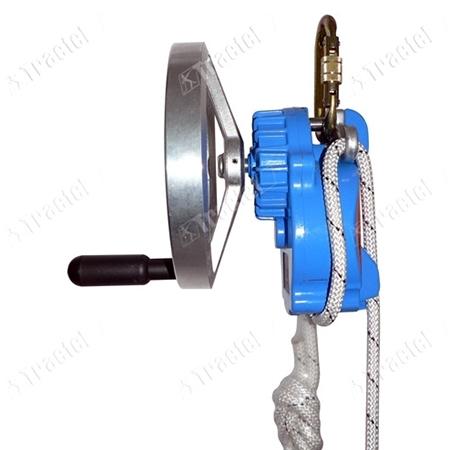 Спасательное спусковое устройство Derope UPA