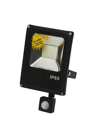 Светодиодный прожектор c датчиком движения FAD-0012-30