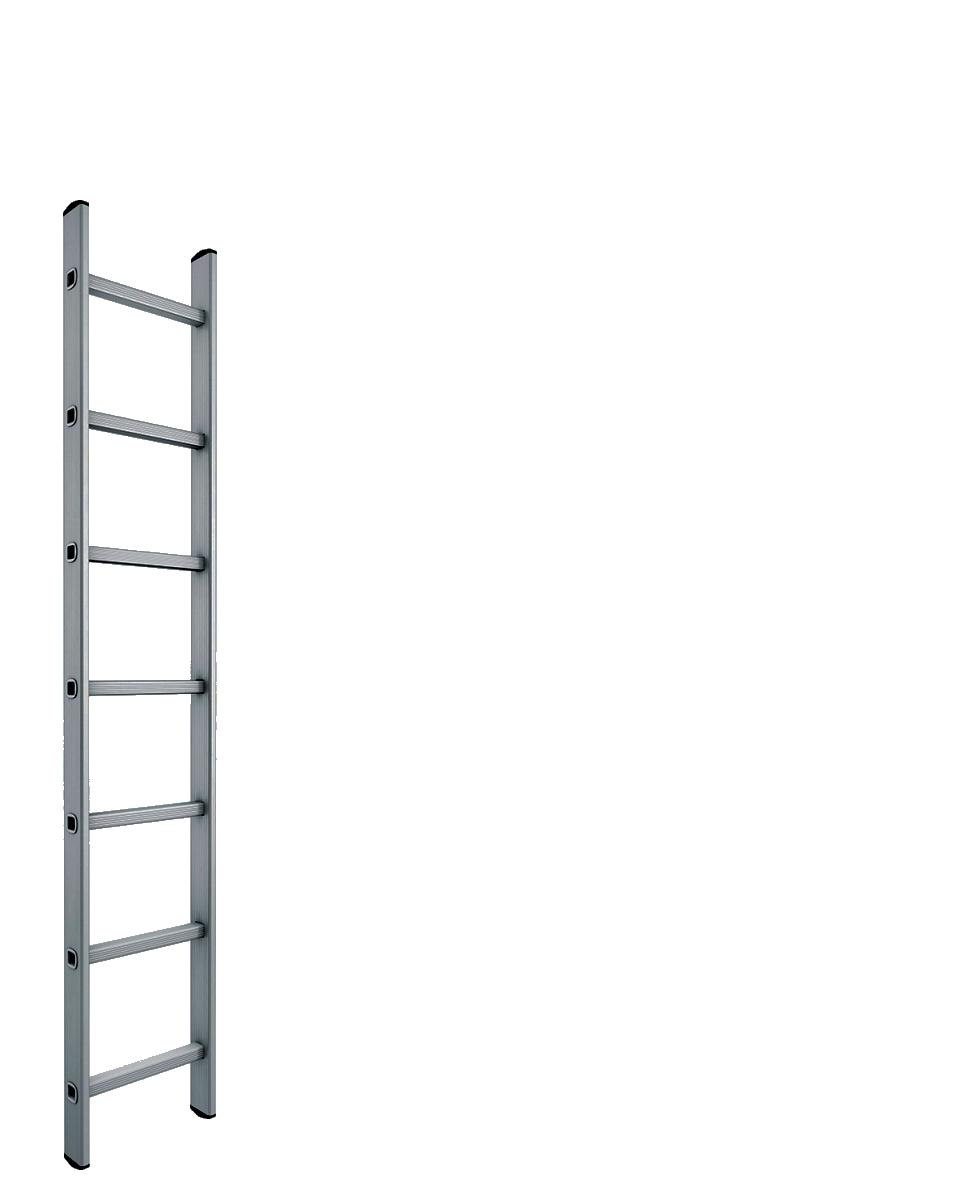 Приставные лестницы (алюминиевые)